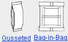 Gusseted/Bag-in-bag